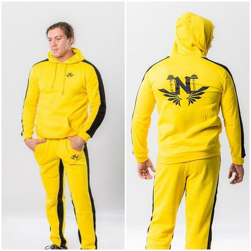 Men's 2pc Pullover Tracksuits
