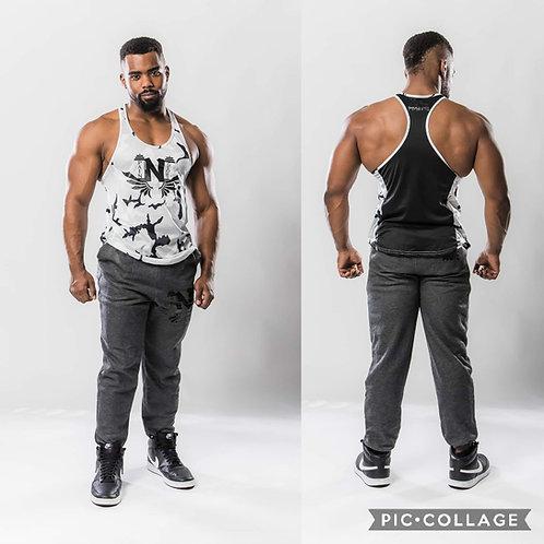 Men's Camo Tank-Top