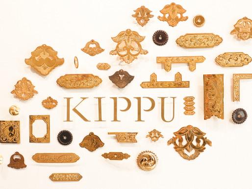 KIPPU                                           斎藤鍍金工場×宮本卯之助商店神輿のパーツから作られたジュエリーブランド「KIPPU」誕生