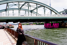 LIFE ART TOKYO下町散歩
