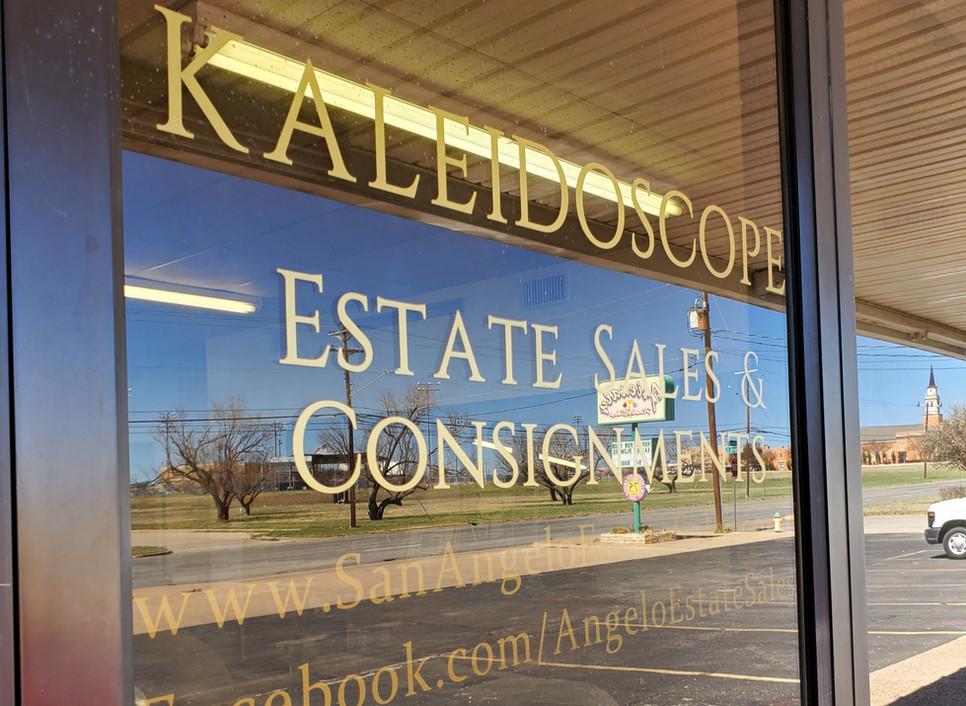 Kaleidoscope Consignment Store is Open!