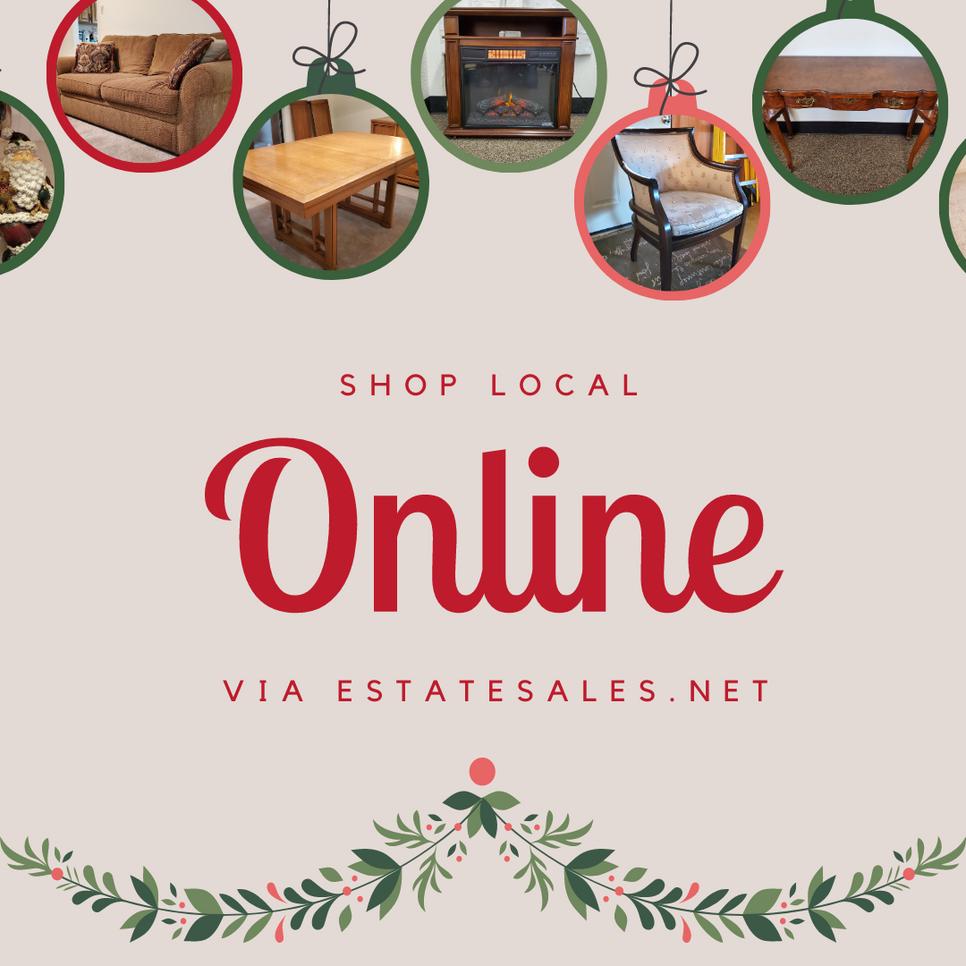 Kaleidoscope Christmas Virtual Estate Sale