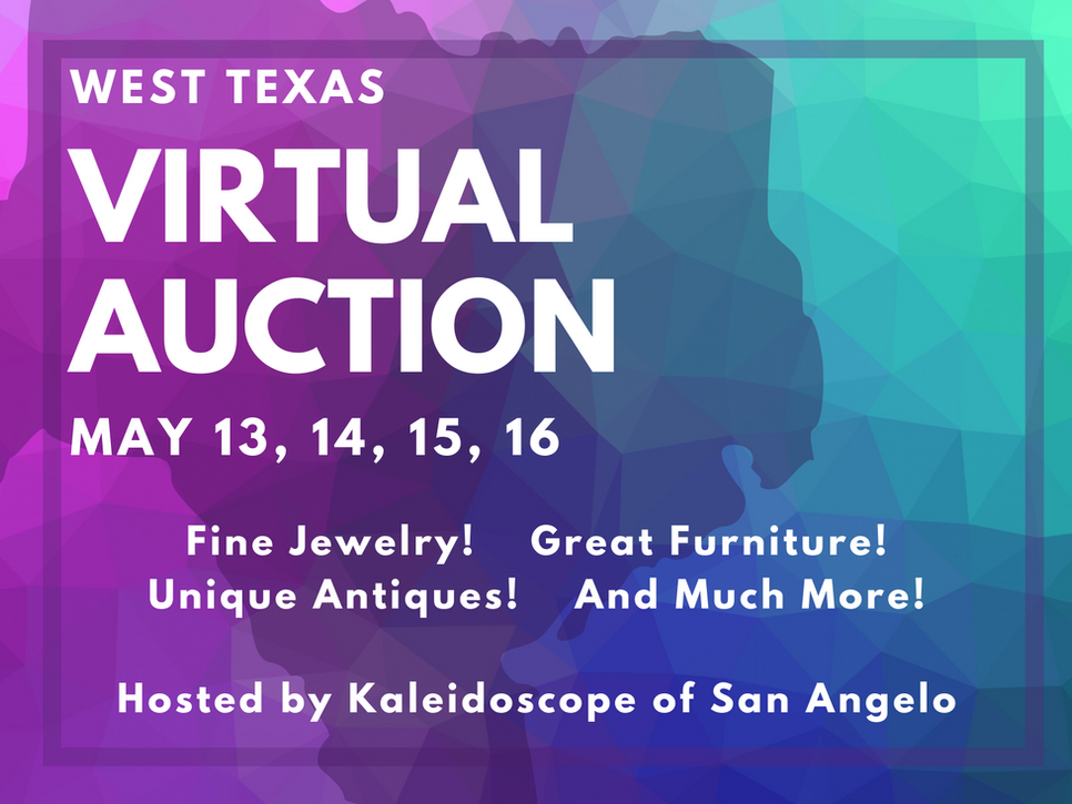 It's our biggest auction yet!