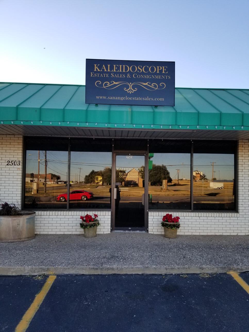 New Location GRAND OPENING Kaleidoscope Estate Sales LLC