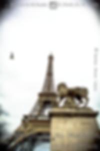 Fotografia de paris francia de la torre eiffel