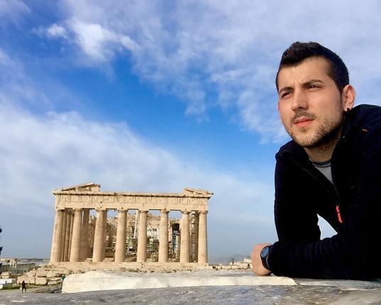 Athens, Atenas, Partenon