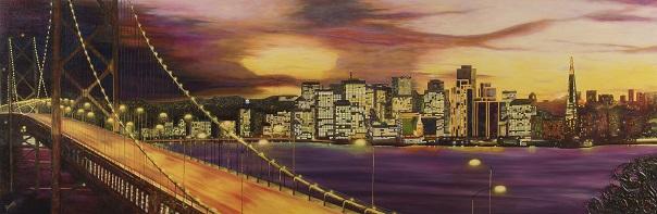 SAN FRANCISCO Óleo (50 c