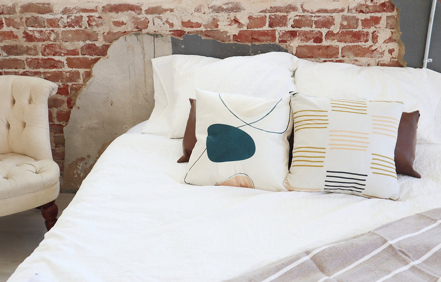 Abstract Pillow Cover