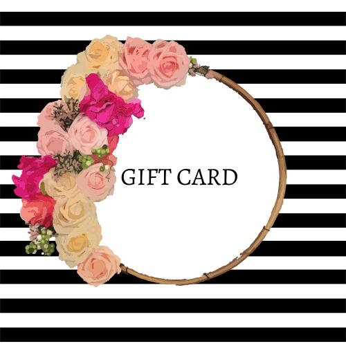 MinkLashLove Gift Card