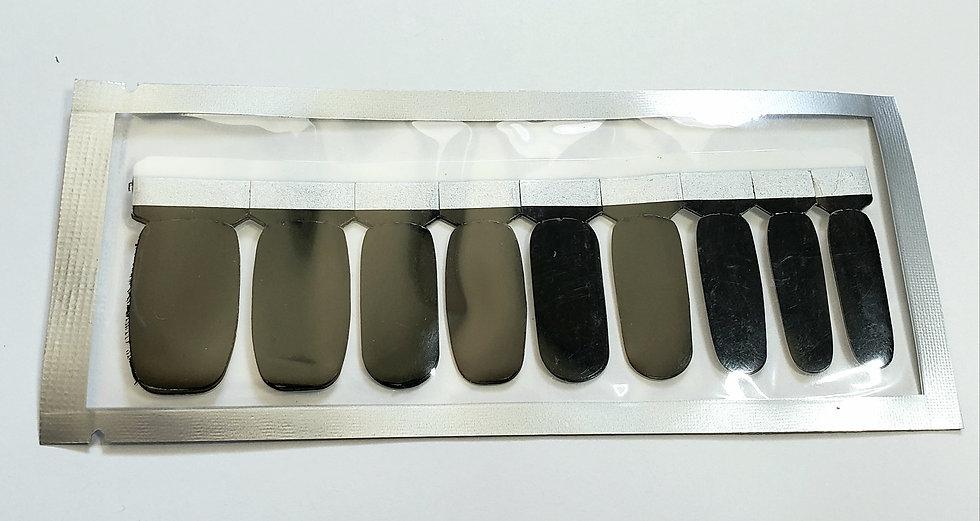 Midnight nail strip