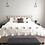 Thumbnail: White Pom Pom Blanket