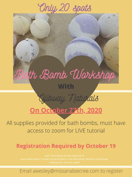 October Sault Ste. Marie MCFN Events