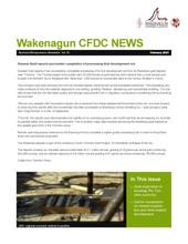 Wakenagun CFDC NEWS