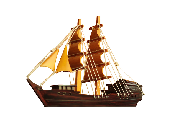 Wooded Ship