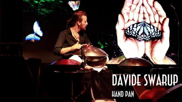Davide Swarup - Hand Pan meets Djembe