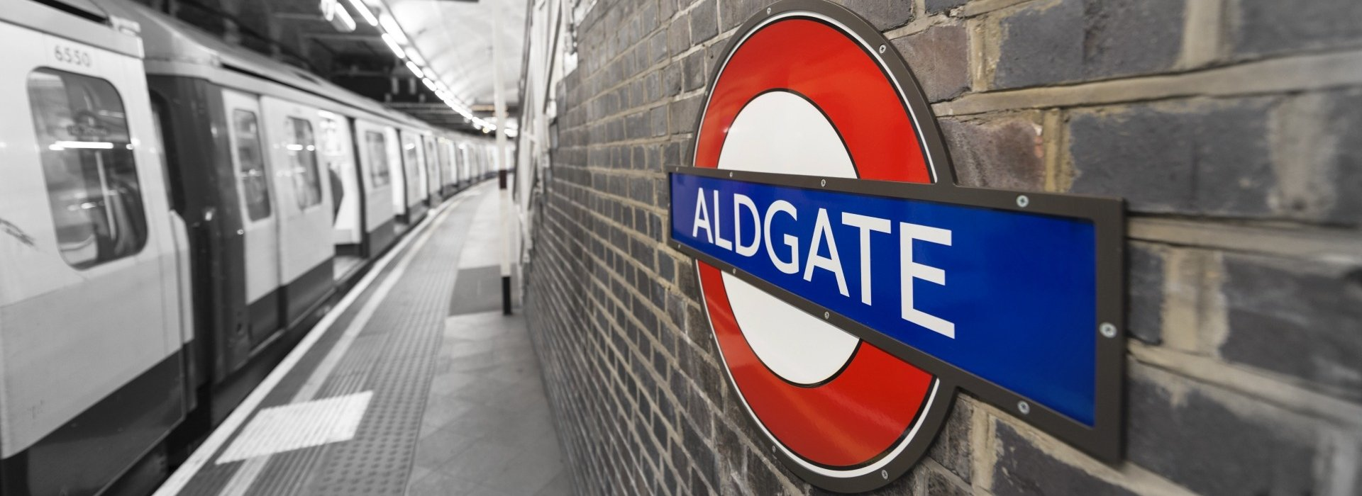 Stations: Aldgate or Whitechapel
