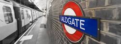 Stations: Aldgate or Whitechapel