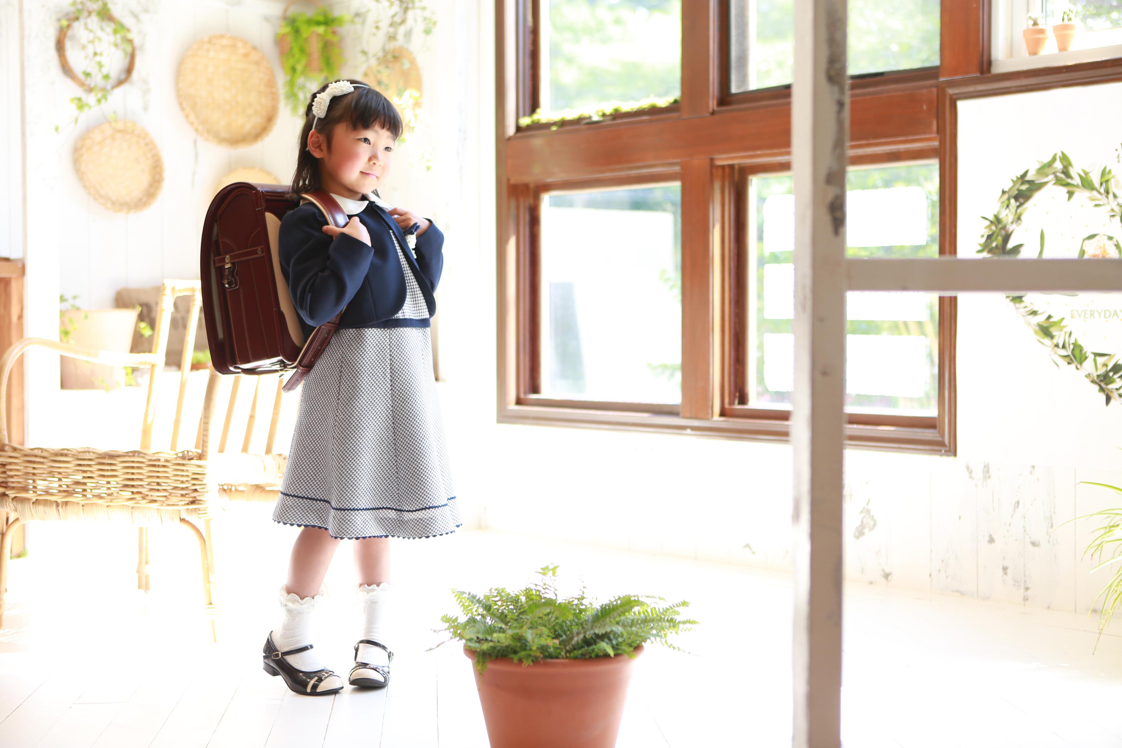 小学校入学記念