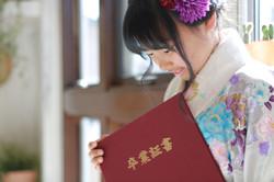 小学校卒業(袴)