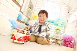 2歳お誕生日記念