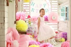 8歳お誕生日記念