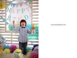 4歳お誕生日記念