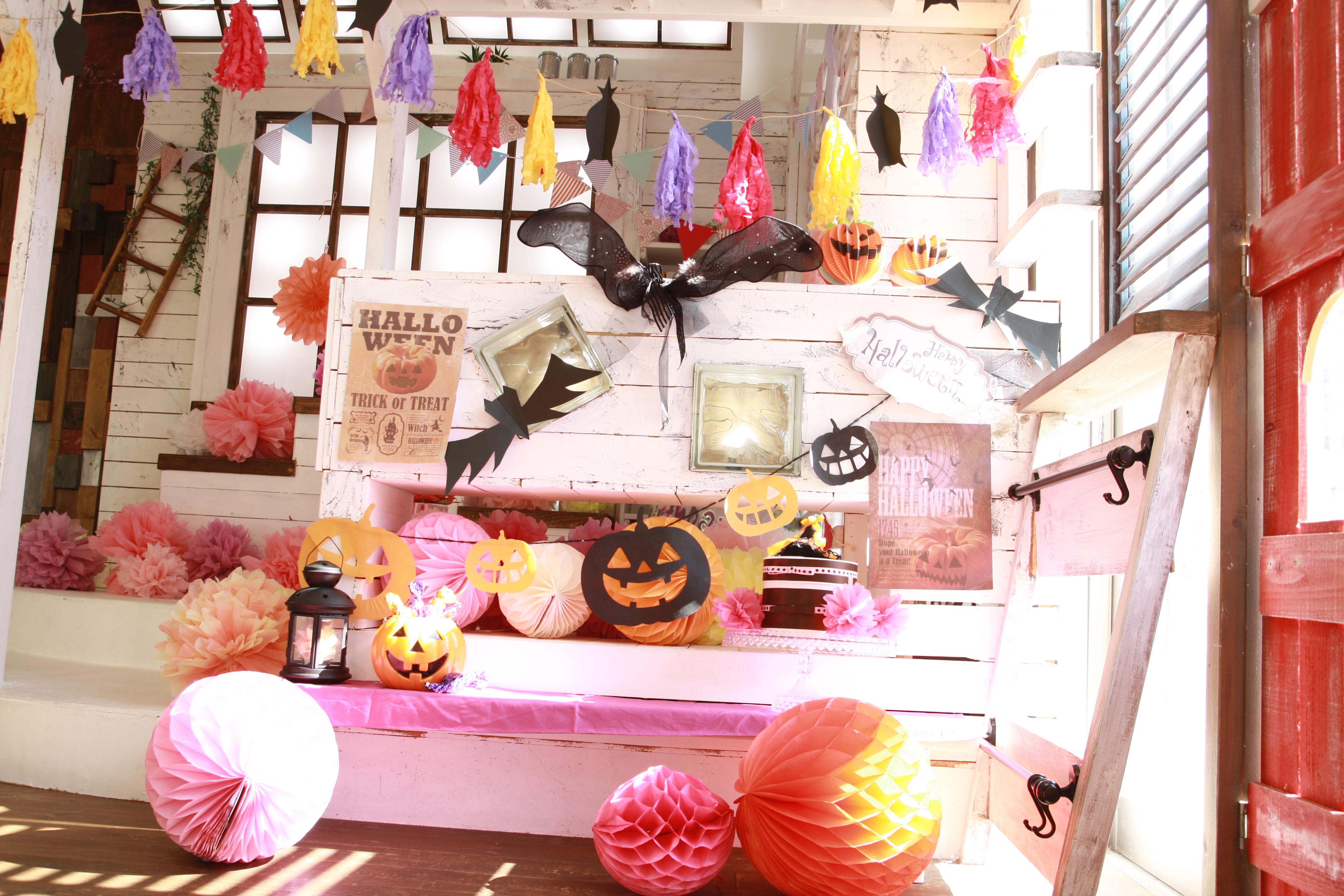 2016年10月開催(Halloween)