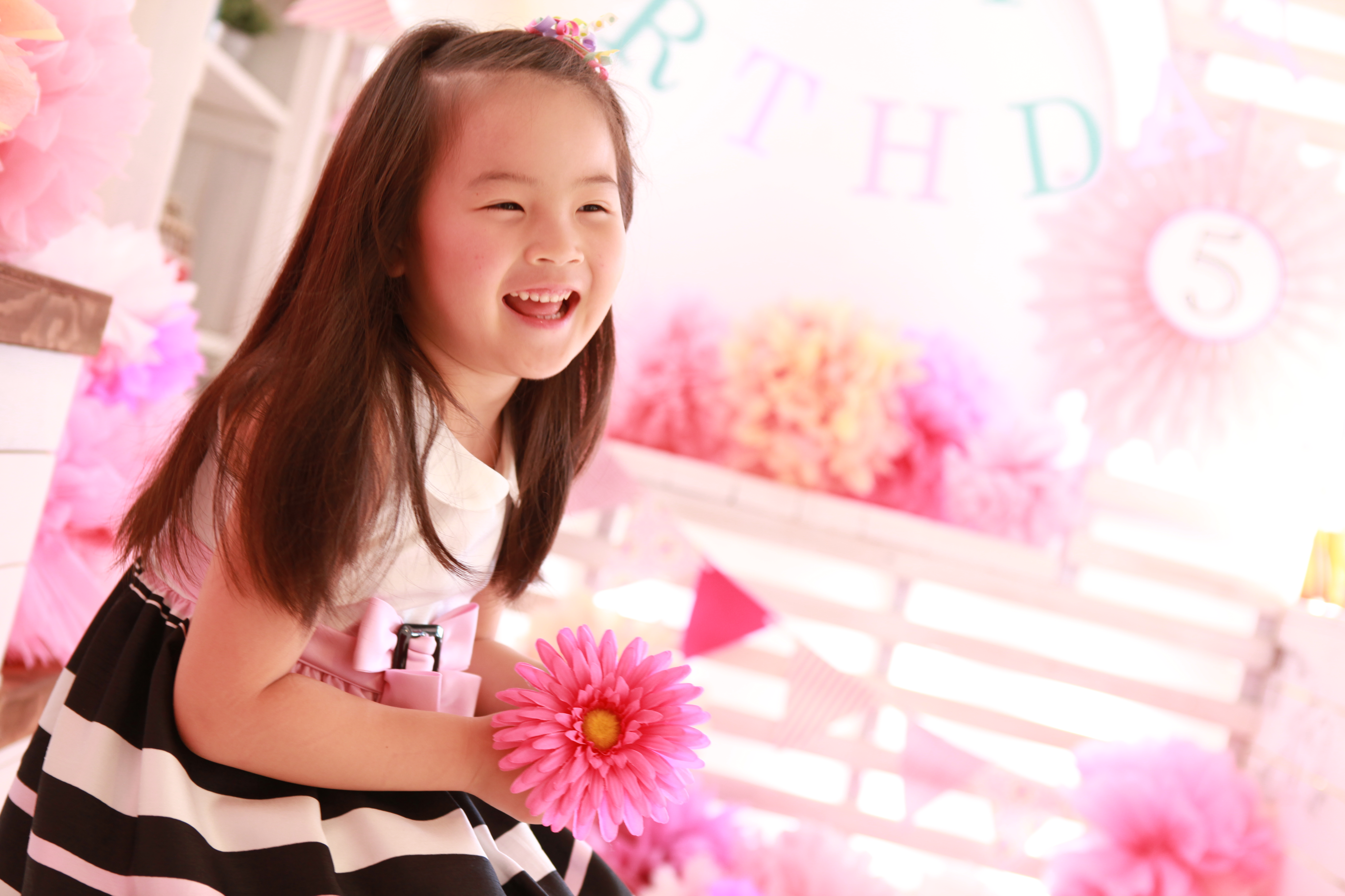 5歳お誕生日記念