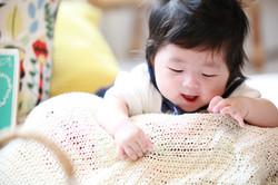 4ヶ月男の子