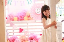 9歳お誕生日記念