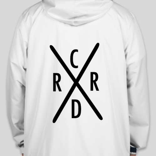 RCRD Edge Pullover Windbreaker