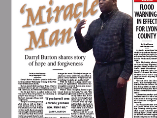 "The Emporia Gazette ""Miracle Man"""
