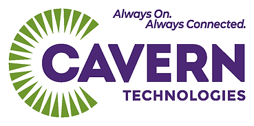 Cavern Technologies Logo with Tagline (p