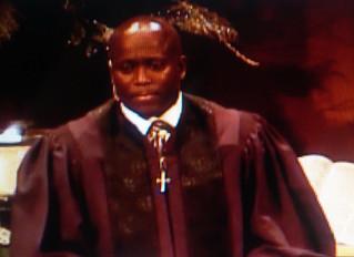 Darryl hired as Associate Pastor