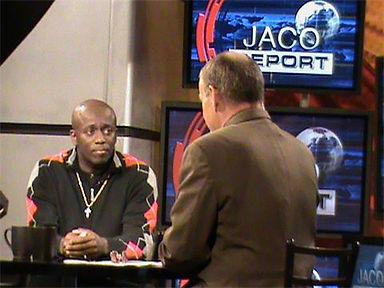 Charles Jaco Fox-2 interviews Darryl