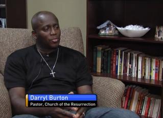 Darryl Interviewed by Fox4KC TV