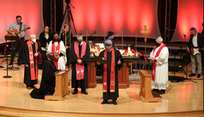 """Therefore Go: Seek Justice"" Service of Ordination"