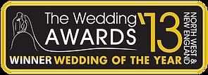 Winner Wedding of the Year_North West &