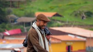 Man from Peru