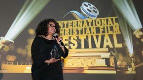 Delois WINS! The International Christian Film Festival MUSIC VIDEO OF THE YEAR!