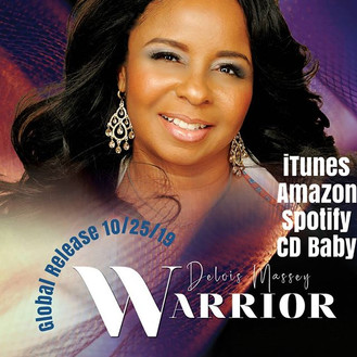 """Get your copy of """"WARRIOR""""today! Available on all digital media!"""
