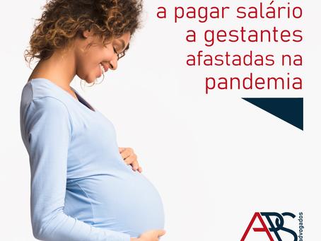 INNS é Obrigado a Pagar Salário a Gestantes Afastadas na Pandemia