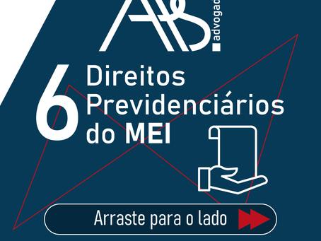 6 Direitos Previdenciários do MEI