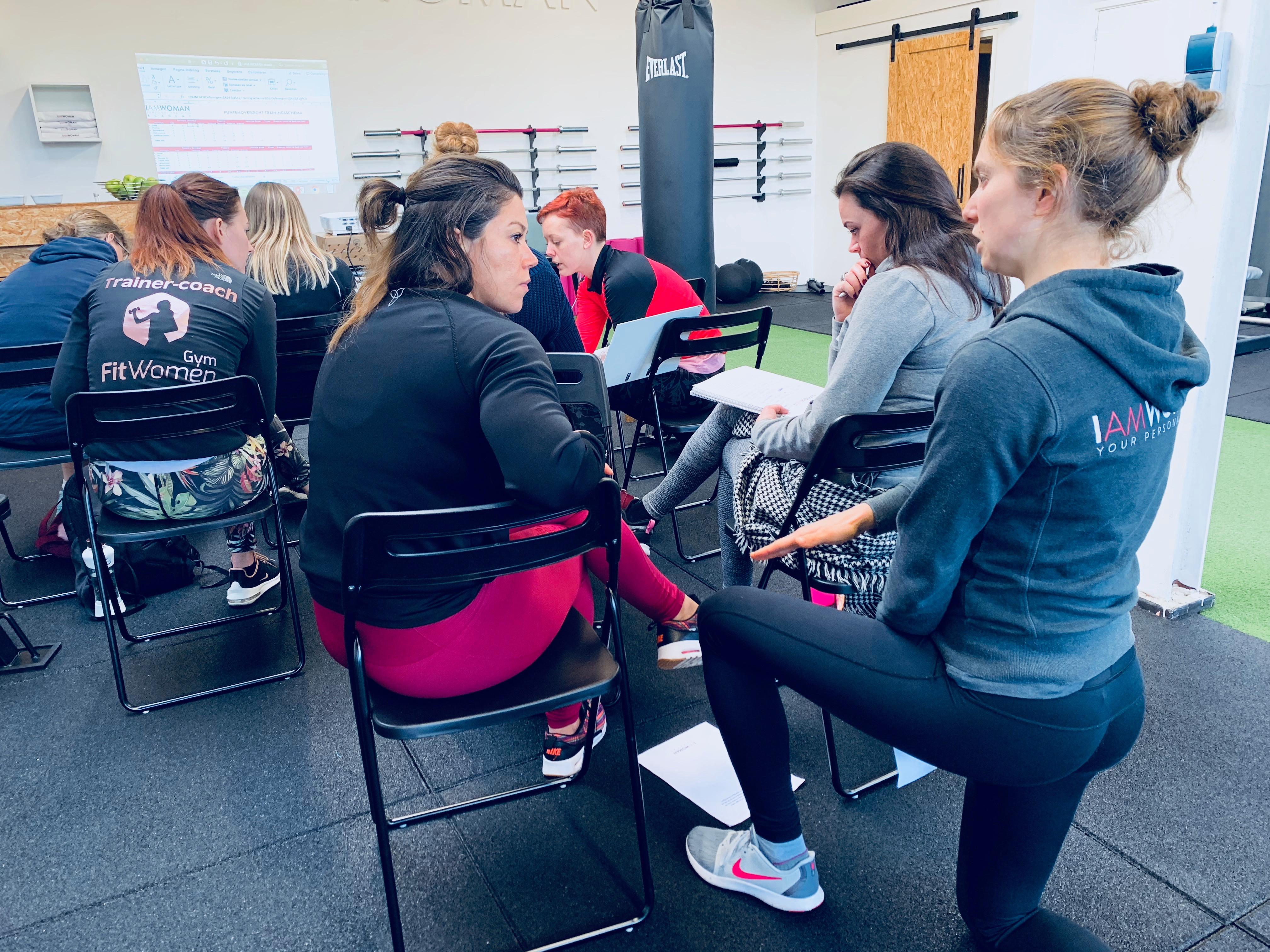 Female Power Course START: 23 maart 2020