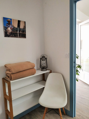 Chambre/Bureau