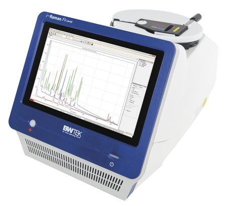 i-Raman Prime 785H Portable Raman Spectrometer