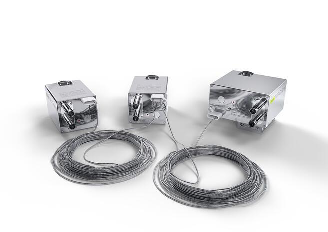 NIR-Online Multipoint System