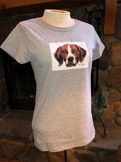 'Harrington Hound' T-Shirt