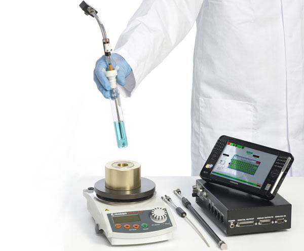 Crystal Eyes Automated solubility monitoring unit