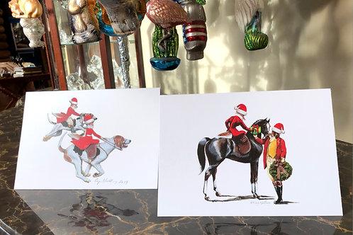 2020 Elegant Holiday Cards